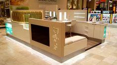 DEJAVU Cosmetics Kiosk - Westfield Montgomery