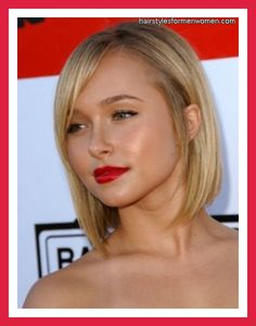 hair styles for very thin hair | Hairstyles for Very Fine Hair