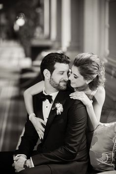 Sweet Bride Hugging Groom   Photo:Christian Oth Studio.