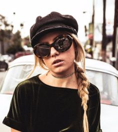 Brixton Fiddler Hat at High End Hippie Store | Lookave #UrbanOutfitters #Hat #Beret #BeretHat #FiddlerHat #HighEndHippie #HighEndHippieStore #ootd #fashion #style #streetstyle #onlineshopping #outfit #trendy #look #lookave @kristenritchie @urbanoutfitters