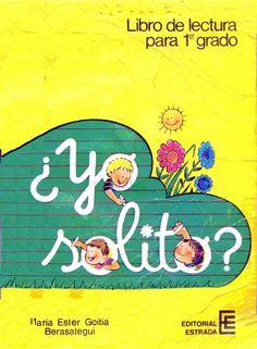 Mi primer libro de clases.-