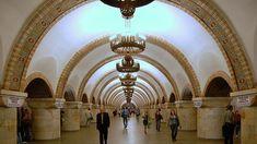 Estación de Zoloti Vorota (Kiev, Ucrania)