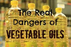 This article is referring to vegetable oils like, sunflower oil, corn oil…