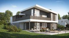 Signatur 306 er en lys og innholdsrik villa med mulighet for utleie House Front, Home Fashion, Villa, Mansions, House Styles, Interior, Outdoor Decor, Room, Home Decor