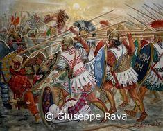 Greek Soldier, Greek Warrior, Ancient Greece, Warfare, Persian, Medieval, History, Warriors, Painting