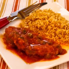 Kalyn's Kitchen®: CrockPot Salsa Pork Chops Recipe with Cumin, Garlic, and Lime (Low-Carb, Gluten-Free, Can Be Paleo) Pork Chop Recipes, Paleo Recipes, Healthy Dinner Recipes, Cooking Recipes, Yummy Recipes, Yummy Food, Healthy Dinners, Low Carb Slow Cooker, Slow Cooker Recipes