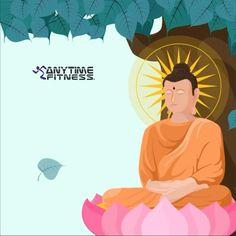 Buddha Purnima is celebrated to mark the birth anniversary of Gautam Buddha, the founder of Buddhism. Born Siddhartha Gautama, Lord Buddha became a spiritual teacher later in life and Buddhism was founded on his teachings. Gautam Buddha Image, Navratri Wishes, Buddha Figures, Spiritual Images, Gautama Buddha, Spiritual Teachers, Anytime Fitness, Buddhism, Masters