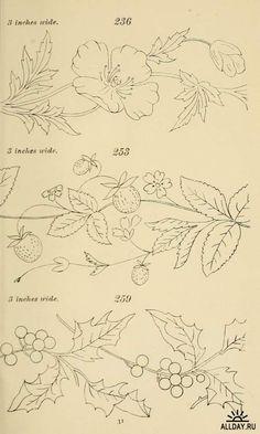 Briggs' patent transferring designs
