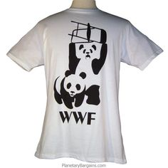 WWF Panda Shirt $19.99
