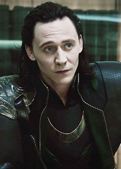 This face destroyed you | Reasons Why Loki Is The God Of Your Dreams