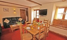 A traditional barn conversion cottage in Cornwall, Newlyn is set on two levels and offers a cosy open plan living space with two double bedroom & a twin Cornwall Cottages, Seaside Village, Falmouth, Breath Of Fresh Air, Double Bedroom, Open Plan Living, Living Spaces, Country, Holiday