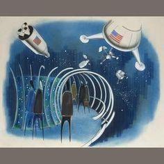 1964 worlds fair space park