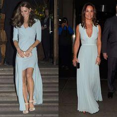Noticias ao Minuto - Pippa e Kate Middleton: Duas irmãs e o mesmo estilo