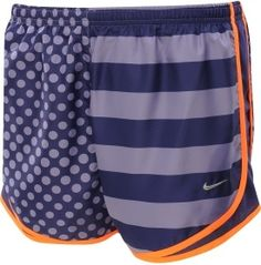 Nike Women's Printed Tempo Track Running Shorts - Fashion and Love