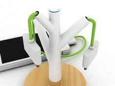 iphone charging tree