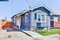 2355 Garvin Ave  Richmond, CA 94804 $399,000 2 bed / 2 bath.  964 sf. N/E neighborhood.