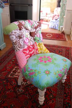love the chair.  from sisboom