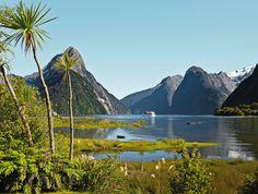 #MilfordSound, #Auckland. #travel #vantagetravel #newzealand