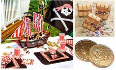 Cómo preparar una fiesta de cumpleaños de Piratas | Embarazo ...