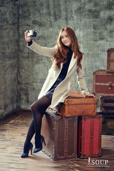 SNSD Jessica Jung : SOUP