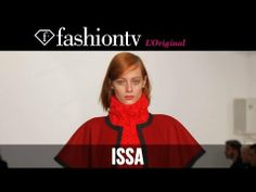 Manuela Frey, Alana Zimmer at Issa Fall/Winter 2014-15   London Fashion Week LFW   FashionTV - YouTube