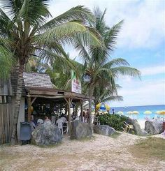 Mr busby's beach bar..St martin Vacation Destinations, Vacations, Caribbean Queen, Martin St, Bar Plans, Tiki Bars, South Padre Island, Island Food, I Love The Beach