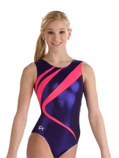 Coral Lightning Classic Workout Leo from GK Elite