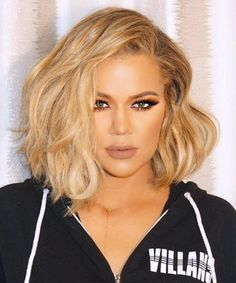 Khloe Kardashian Hair: Volumized Vixen