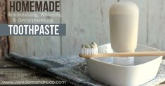 Homemade Toothpaste Recipe | Remineralizing & Whitening