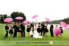 Rain Rain Come My Way! | Sally Oakley Personalized Wedding Planning