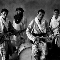 Bluesy desert jams: Bombino