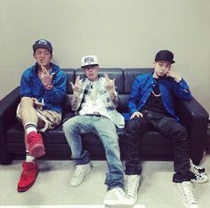 Bobby, Dok2 & The Quiett