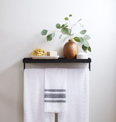 Exclusive: Your First Look at the Latest Hearth & Hand with Magnolia Collection at Target - Chip Joanna Gaines Target Collection Bathroom Tips Target Home Decor, Home Decor Items, Living Room Shelves, Living Room Decor, Target Bathroom, Downstairs Bathroom, Natural Bedroom, Ikea, Chip And Joanna Gaines