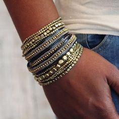 Presh Gold Bracelets!