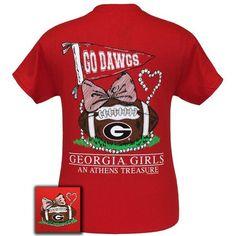 Georgia Bulldogs T-Shirt