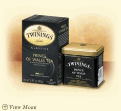 Twinings Prince of Wales. This tea has citrusy notes mixed in with the bold airy black tea.