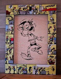 Touchons du bois, ça porte bonheur: Gaston Lagaffe