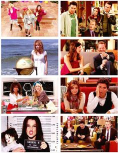 Every time they discovered a new song by Robin Sparkles they died laughing 😂 Best Tv Shows, Best Shows Ever, Favorite Tv Shows, How I Met Your Mother, Movies Showing, Movies And Tv Shows, Series Movies, Tv Series, Barney And Robin