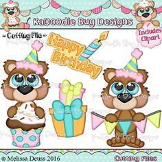 LE Cutie KaToodles - Birthday Bears