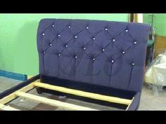 DIY Modern Platform Bed | Modern Builds EP. 48 - YouTube