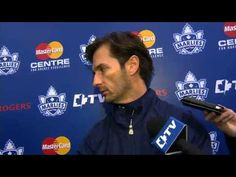 Dallas Eakins on Don Cherry