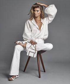 The Fashion Memo- The White Shirt (Porter Magazine)