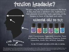 Oh the dreaded headaches! Headaches are such a common occurrence for so many of us. Today I am focusing on tension headaches. You may be interested in these posts as well: General Headaches Sinus...