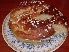 FOCACCIA DOLCE VENEZIANA (PASQUA)  CLICCA QUI PER LA RICETTA  http://loscrignodelbuongusto.altervista.org/focaccia-dolce-veneziana/                                      #focacciadolce #veneto #Pasqua #ricettedolci #lievitati #Food #Foodie #likeit