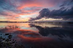 by Panagiotis Bouras Reflection, My Photos, Celestial, Sunset, Photography, Outdoor, Outdoors, Photograph, Fotografie