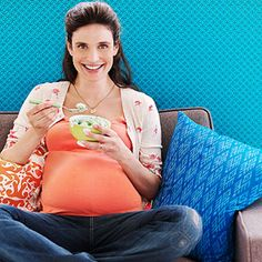 Pregnant foods to eat