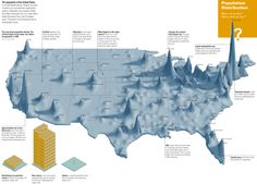 A population density visualization of the contiguous US  Source: https://i.imgur.com/bQ3ANSb.png