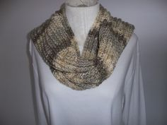 Scarf Knitted Scarf Hand Knit Scarf Warm, Cozy, Scarf Ribbed Scarf ...