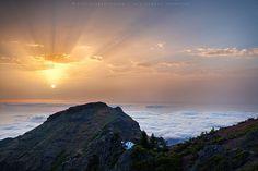 Madeira's magnificent scenery. Photo by Diego Freitas