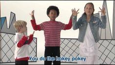 Hokey Pokey - Kids song